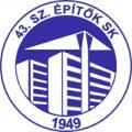 43. SZ. ÉPÍTŐK SK